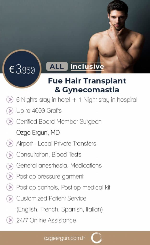Hair Transplant & Gynecomastia